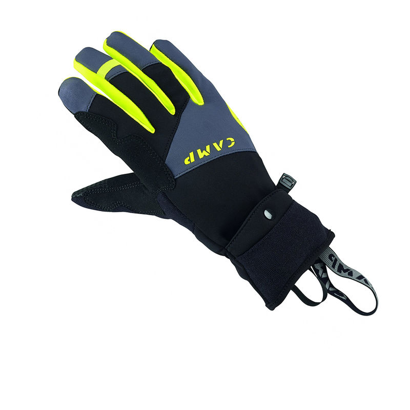 Guantes G Comp Warm Negro/Lima