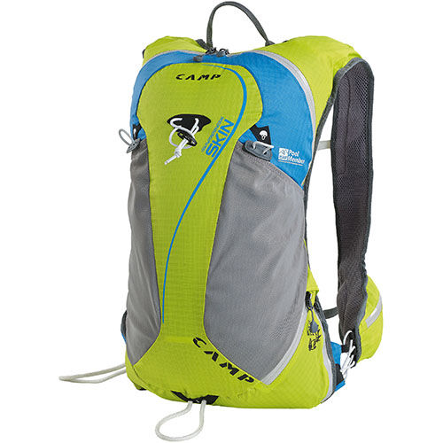 Mochila SKIN Green/Light Blue 15 L